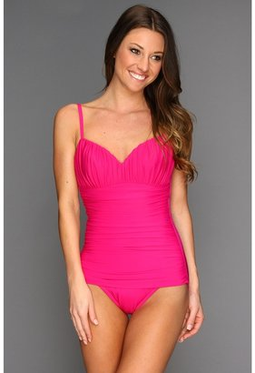 Miraclesuit Fashion Figures Rialto One-Piece (Electric Blue) - Apparel