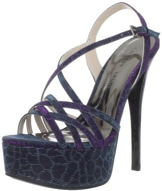 Chinese Laundry Women's Tippy Top Giraffe Platform Sandal