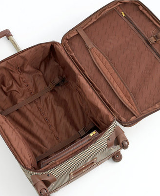 """London Fog CLOSEOUT! Chelsea Lites 360° 25"""" Spinner Suitcase"""
