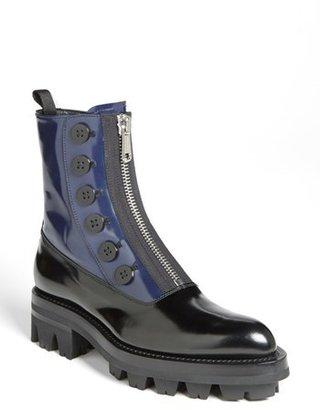 Miu Miu Combat Boot