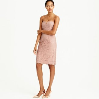 J.Crew Cathleen dress in Leavers lace