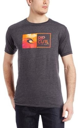 Rip Curl Men's Inked Watu Heather T-Shirt