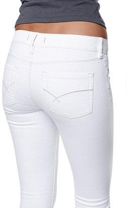 Bullhead Black Snow Storm White Skinniest Jeans