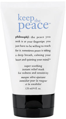 philosophy 'keep The Peace' Super Soothing Instant Relief Mask For Redness And Sensitivity