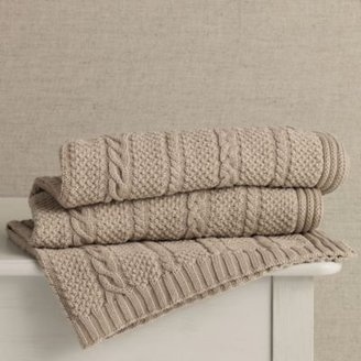 The White Company Cable Knit Baby