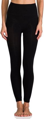 SPANX Look-at-Me Cotton Legging $75 thestylecure.com