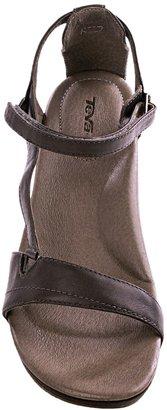 Teva Capris Wedge Sandals - Leather (For Women)