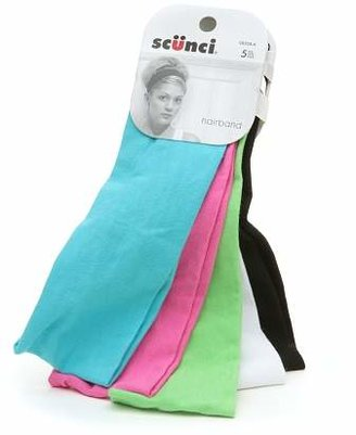 Scunci Effortless Beauty Headbands Assorted Colors