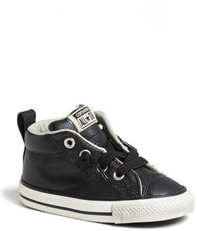 Infant Boy's Converse Chuck Taylor All Star 'Ct As Street' Leather Slip-On Sneaker $39.95 thestylecure.com
