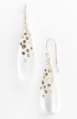 Alexis Bittar 'Dust' Long Raindrop Earrings (Nordstrom Exclusive)