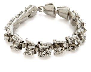 Erickson Beamon The Shining Spike & Crystal Bracelet