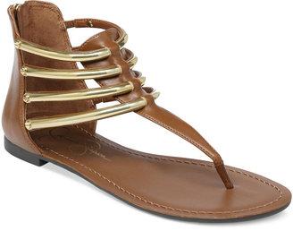 Jessica Simpson Gionara Flat Thong Sandals