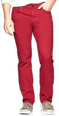 Gap 1969 Slim Fit Jeans (Red Wash)