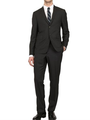 Thom Browne Cool Wool And Silk Suit