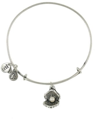 Alex and Ani Oyster and Pearl Bangle