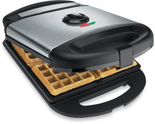 CucinaPro CucinaPro™ 4 Square Non-Stick Belgian Waffle Baker
