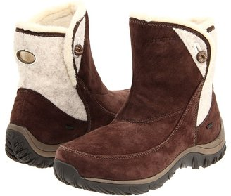 Patagonia Attlee Snap Waterproof (Black) - Footwear