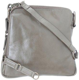 Latico Leathers Women's Beulah Triple-Compartment Convertible Shoulder Bag