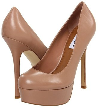 Steve Madden Allyy-L (Blush Leather) - Footwear