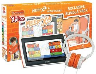 Meep! x2 android 4.2 kid's tablet & headphones gift set