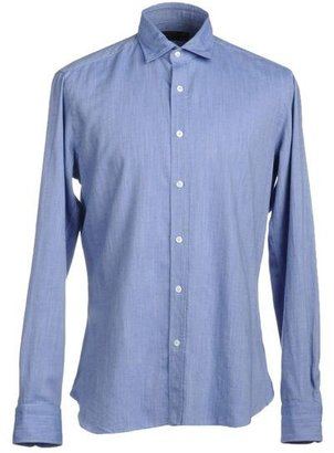 Barba DANDYLIFE BY Long sleeve shirt