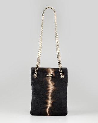 Givenchy Pony Effect Fur Chain Bag