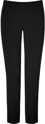 Moschino Black Ankle Pants