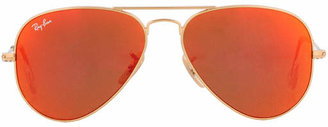 Ray-Ban RB3025 Aviator Flash Lenses 55 mm Sunglasses