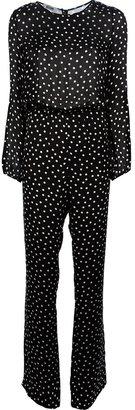 Moschino Cheap & Chic polkadot jumpsuit