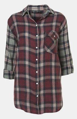 Topshop Check Shirt