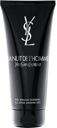 Saint Laurent La Nuit De L'Homme Shower Gel, Size: 200ml