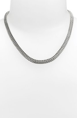 John Hardy 'Classic Chain' Wide Necklace
