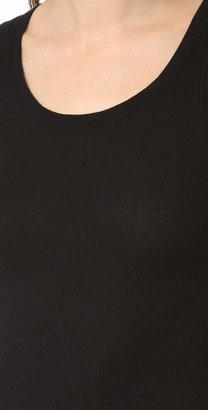 Splendid Ribbed Maxi Dress
