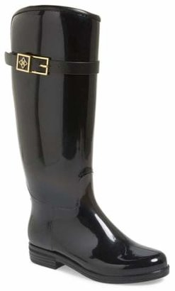 dav 'Bristol' Weatherproof Knee High Rain Boot