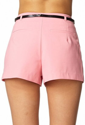 Forever 21 High-Waisted Shorts w/ Belt