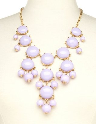 Charlotte Russe Fit for a Queen Statement Necklace