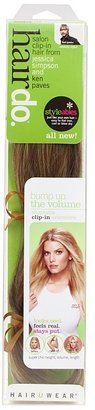 Hairdo. by Jessica Simpson & Ken Paves 21 Bump Up the Volume Extension (Glazed Strawberry) - Accessories