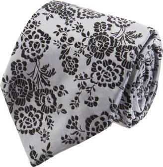 Duchamp Byron Floral Tie