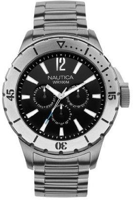 Nautica Men's N19569G NSR 05 Sporty Bracelet Watch
