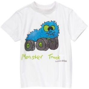 Crazy 8 Monster Truck Contest Tee
