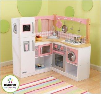 Kid Kraft Grand Gourmet Corner Kitchen