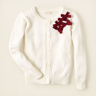Children's Place Bow cardigan sweater