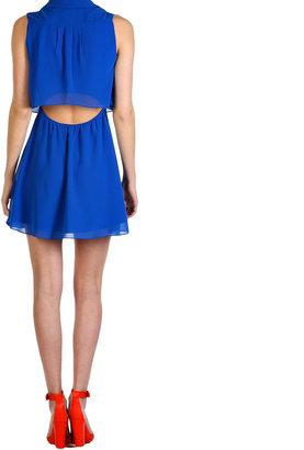 Dolce Vita Amera Dress Cobalt