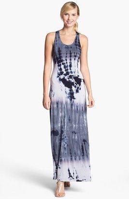 Nordstrom FELICITY & COCO Tie Dye Maxi Dress Exclusive)