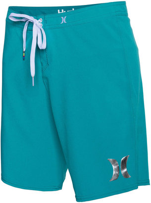 Hurley Phanton Solid Womens Boardshorts