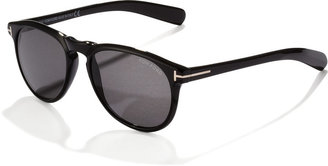 Tom Ford Flynn Sunglasses, Black