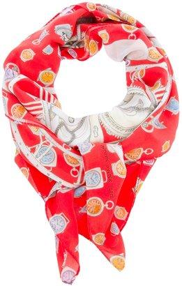 Swash Printed scarf