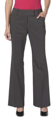 Mossimo Women's Flare Trousers (Fit 4) - Assorted Colors