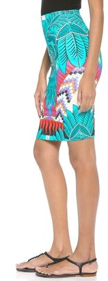 Mara Hoffman Fitted Pencil Skirt