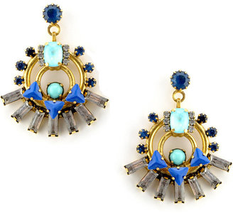 Elizabeth Cole Talia Earrings